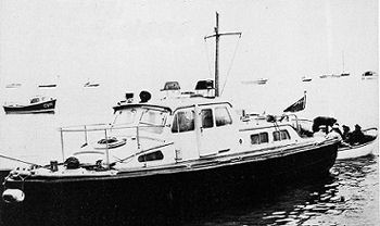 Customs launch 1974