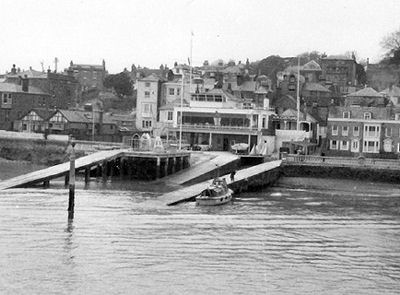 Cowes watchouse 60's